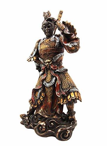 Journey to the West Sun Wukong Monkey King Buddha Decorative Figurine