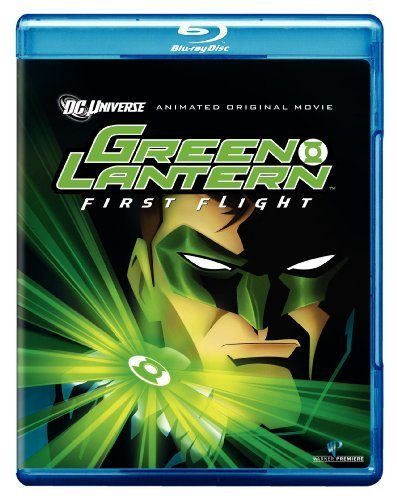Green Lantern: First Flight [Blu-ray] by Warner Home Video