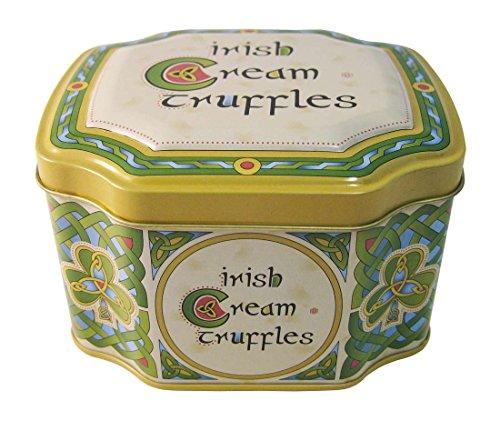 Irish Weave 120G Tin Of Cream Truffles ()