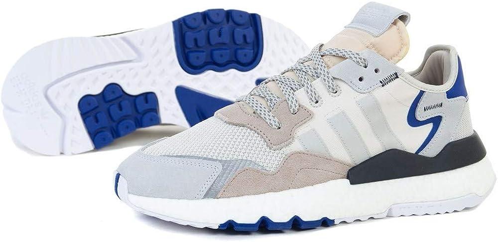 Adidas Herren Nite Jogger Laufschuh, Schwarz Mehrfarbig Blapur Griuno Azuact 000
