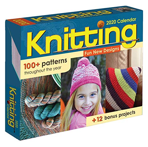 (Knitting 2020 Day-to-Day Calendar )