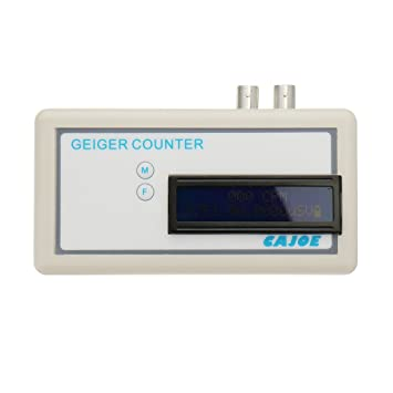 D DOLITY Contraluz GMJ3 Geiger Contador Detector de Radiación Dispositivo de Detección, 135 × 70 × 25 mm: Amazon.es: Electrónica