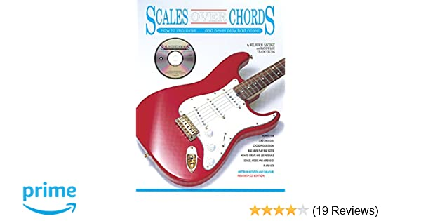 Amazon.com: Scales Over Chords (Book and CD) (9781884848056): Wilbur ...