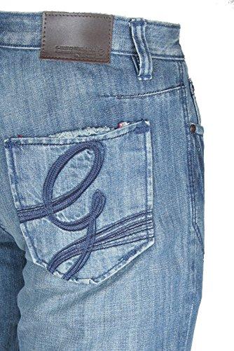 G-UNIT Denim Jeans Dunkelblau Baumwolle