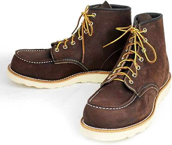 Red Wing 8878 6 inch Classic Moc Toe