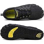 Voovix Chaussures Minimalistes de Fitness Homme Femme 10