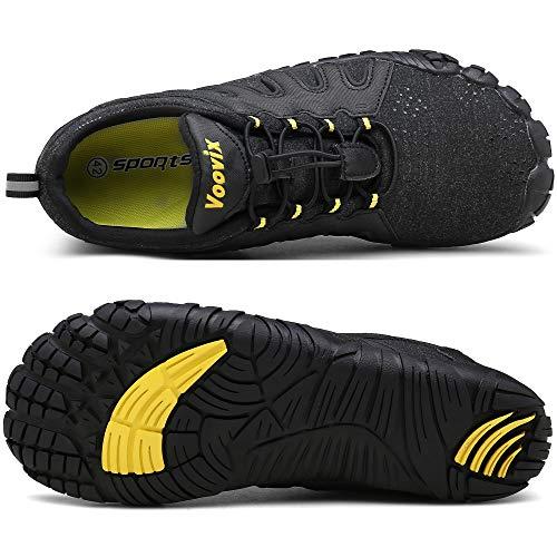 Voovix Chaussures Minimalistes de Fitness Homme Femme 5