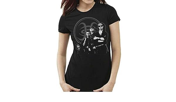 35mm - Camiseta Mujer - Heroes del Silencio - Senderos De Traición - Womens T-Shirt, Negra, XXL: Amazon.es: Ropa y accesorios