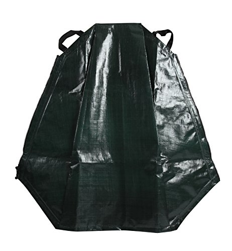 Finnhomy Tree Watering Bag Planting Water Bag for Trees, Slow Release Root Water System, 20 Gallon Basic Water Saving Slow Release Watering Bag for Tree Drip Irrigation