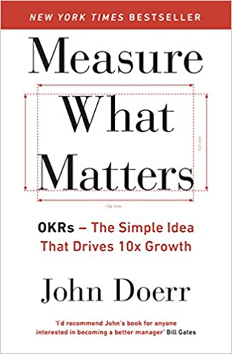 Measure What Matters: Amazon.es: Doerr John: Libros en idiomas extranjeros