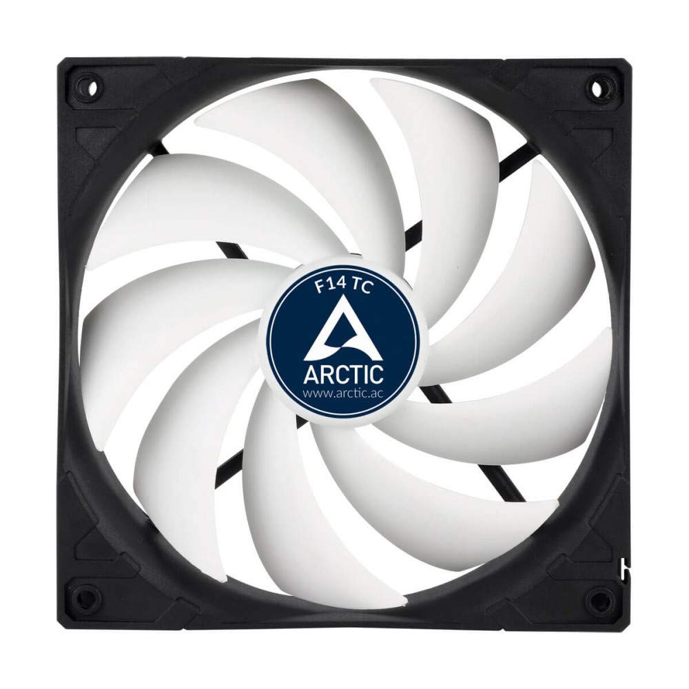 PST Arctic ACFAN00125A P14 PWM PST Pressure-optimised 140 mm Fan with PWM /& PWM Sharing Technology