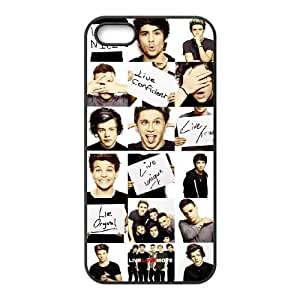 One Direction CUSTOM for Case For Ipod Touch 4 Cover LMc-69007 at LaiMc