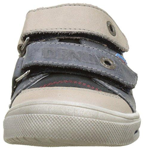 GBB Phil - Botas Niños Bleu (Vte Gris-Jeans Dpf/Snow)