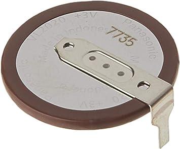Panasonic ML2020 Rechargeable battery Mini Key Fob cooper