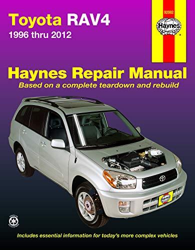 Toyota RAV4 1996 thru 2012 (Haynes Repair Manual)