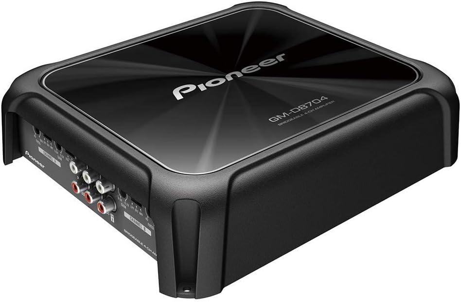 Pioneer Pio GM-D8704 4-Channel Bridgeable Amplifier