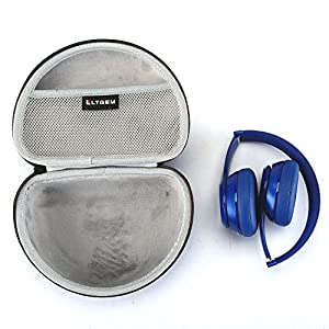 LTGEM Hard Case for Over-Ear Beats Studio/Pro Headphone and Sennheiser Headphone