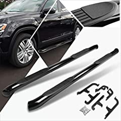 Nerf bars were originally designed to protect vehicles from lower body damage, but they have evolved to serve other purposes as well. Many truck and SUV owners want Nerf bars just for the way they look ? these sleek, tubular side bars make a ...
