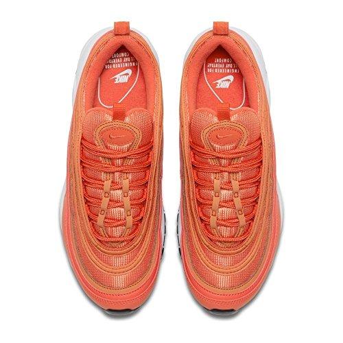 800 Max Bianco Arancione 97 733 Air Nike 921 Donne 6wqTaP