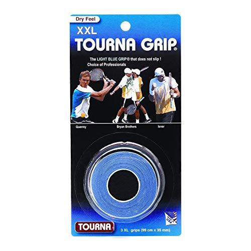 Tourna Grip XXL Original Dry Feel Tennis Grips (3/Roll ()