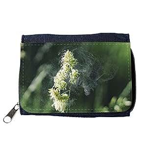 le portefeuille de grands luxe femmes avec beaucoup de compartiments // M00289917 Planta de flor de la flor de la // Purse Wallet