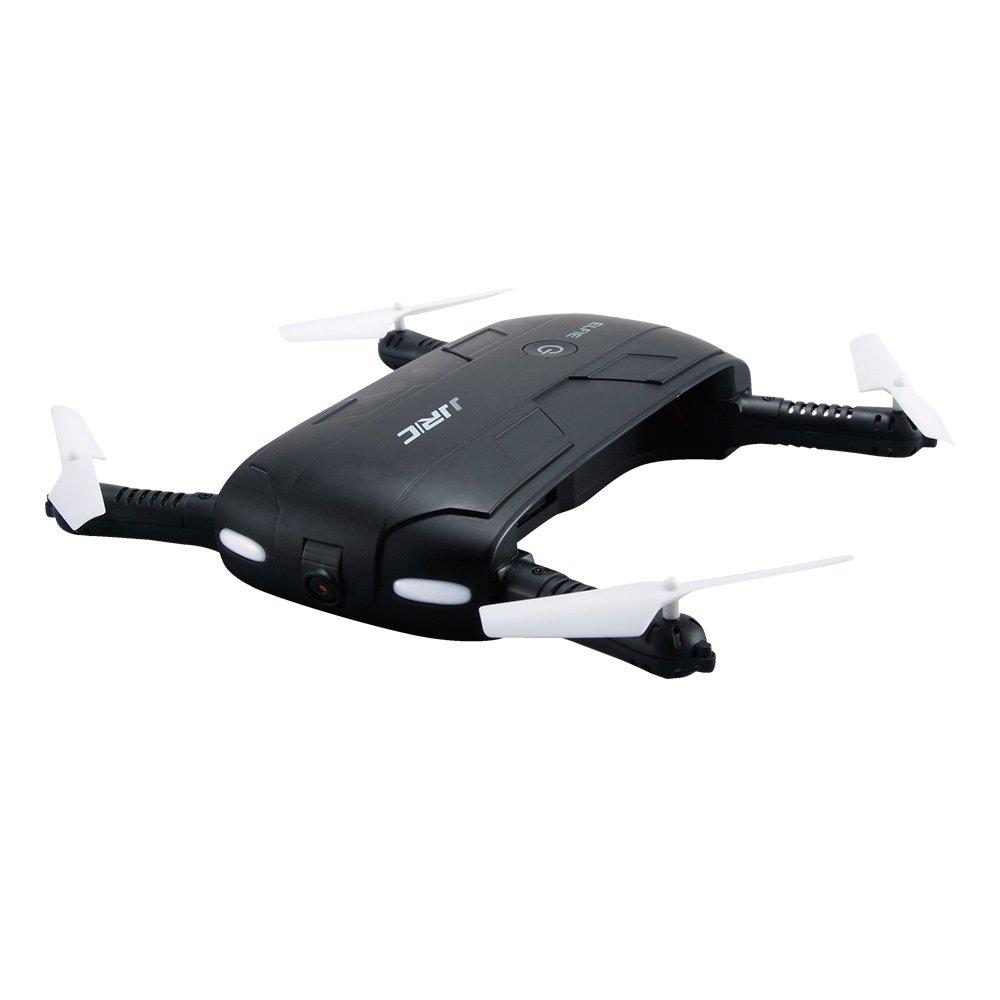 Goolsky JJRC H37 Mini Selfie Drone con Cámara 0.3MP WIFI FPV ELFIE ...
