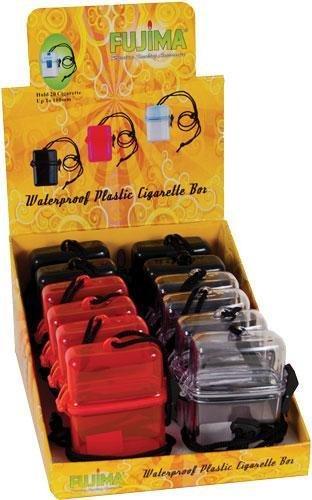 12pc Waterproof Cigarette Case