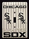 HangTime Chicago White Sox Light Switch Covers (single) Plates LS10024