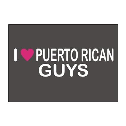 I love puerto rican guys