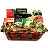 Say Cheese! Gourmet Cheese Lover Gift Basket for Cheese Lovers