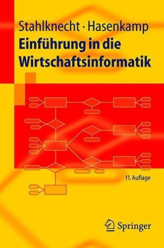 Einführung In Die Wirtschaftsinformatik (Springer-Lehrbuch) (German Edition)