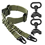 SMALLRT 2 Point Sling Quick Adjust with 2 Pack QD