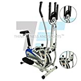 Think Fitness and Sports Exercise Bike Cardio Fitness Cycling Machine Gym Workout Training Stationary Indoor Cycling Bike