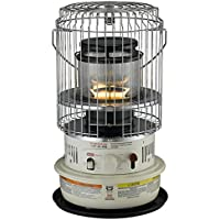 Dyna-Glo WK11C8 Indoor Kerosene Convection Heater, 10500 BTU