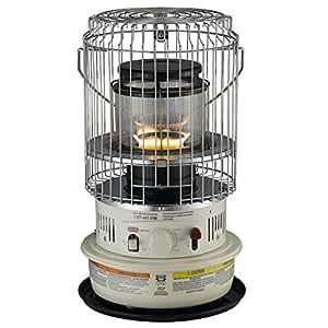 Dyna Glo Wk11c8 Indoor Kerosene Convection Heater 10500