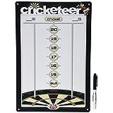 Dart World Cricketer Dry Erase Dart Scoreboard (Medium)