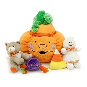 amazon com baby s my first pumpkin play set halloween gift