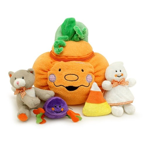 Baby's My First Pumpkin Play Set - Halloween Gift by Genius Baby Toys