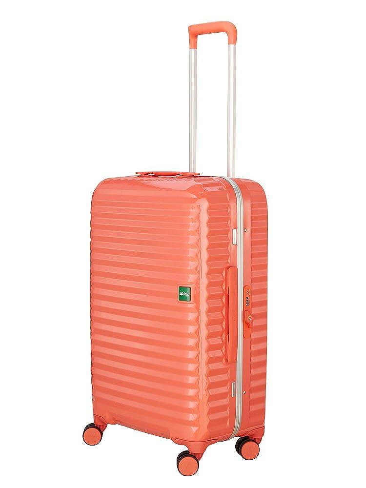 (ロジェール)LOJEL スーツケース Groove 2 Mサイズ 62cm B07351B72S  Macaroon-Pink