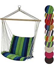 BB Sport Hanging chair swing chair with padding in multiple colours