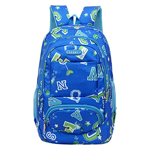 On Sale!!!♛HYIRI Women's Backpack Girls Letter Printing School Shoulder Backpack Female Students Bags ()