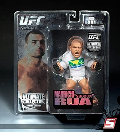 ROUND 5 UFC ULTIMATE COLLECTOR LIMITED EDITION CHOOSE YOUR FIGURE NEW BOXED