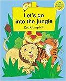 Let's Go Into The Jungle Read-Aloud (LONGMAN BOOK PROJECT)