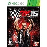 Xbox 360 WWE 2K16 Brand New Factory Sealed