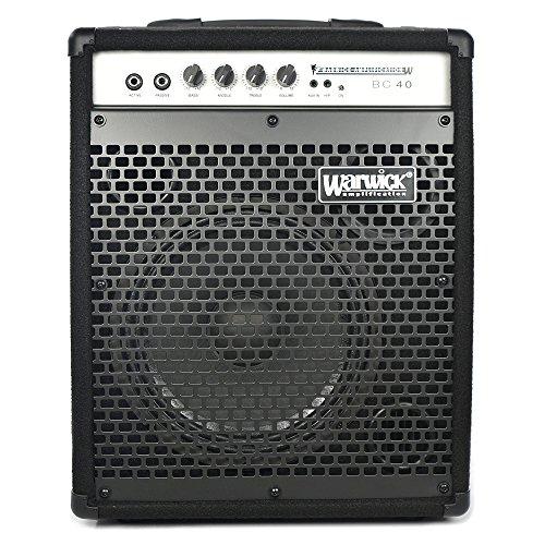 (Warwick WBC40 40W Bass Combo)
