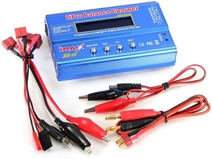 iMAX B6 Balance Battery Charger RC Lipo Nimh Nicd Digital Discharger DC LCD Fast