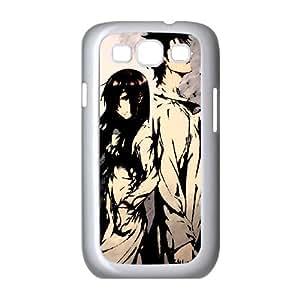Steins Gate Samsung Galaxy S3 9300 Cell Phone Case White Phone Accessories SH_819548