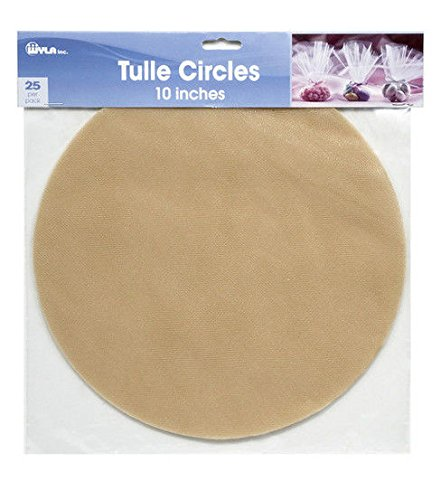 10'' Tulle Circles