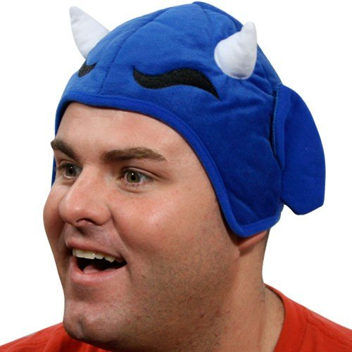 blue devil hat - 3