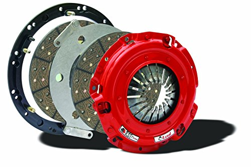 Ford Mustang Sachs Clutch - McLeod 6912-25 Clutch Assembly